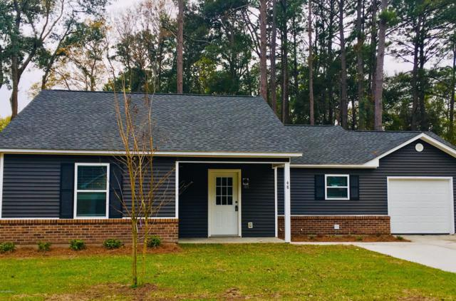 48 Brindlewood Drive, Beaufort, SC 29907 (MLS #161172) :: RE/MAX Coastal Realty