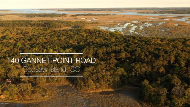140 Gannet Point Road, Beaufort, SC 29907 (MLS #161179) :: RE/MAX Coastal Realty