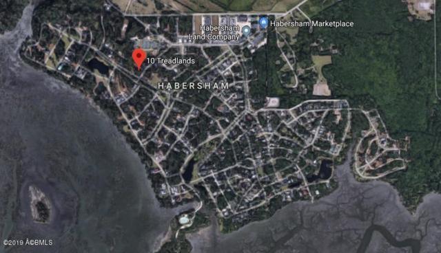 10 Treadlands, Beaufort, SC 29906 (MLS #161199) :: RE/MAX Coastal Realty