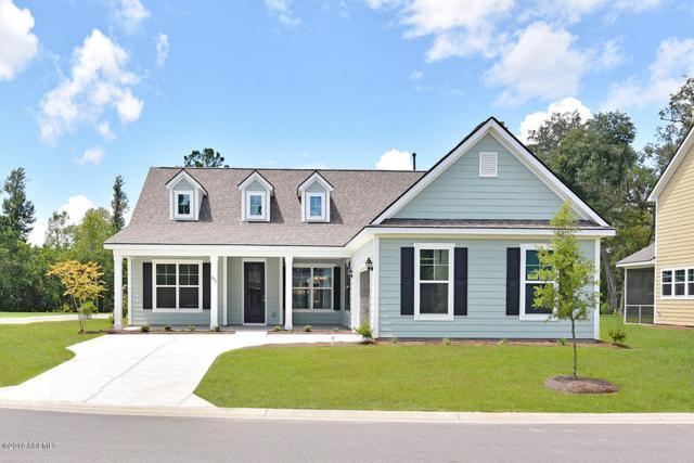4215 Sage Drive, Beaufort, SC 29907 (MLS #161217) :: RE/MAX Coastal Realty