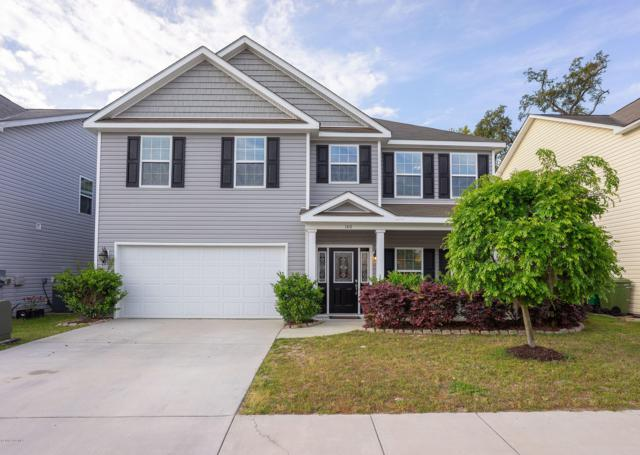 140 Glory Road, Beaufort, SC 29906 (MLS #161221) :: RE/MAX Coastal Realty