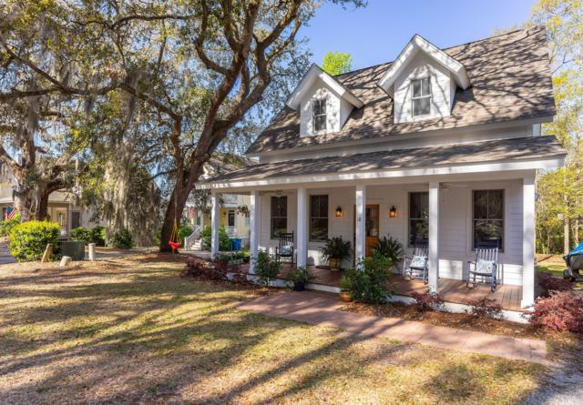 18 Bostick Circle, Beaufort, SC 29902 (MLS #161275) :: RE/MAX Island Realty