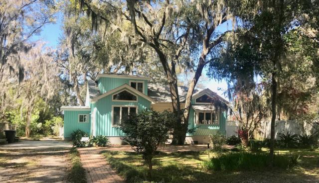 76 Meridian Road, Lady's Island, SC 29907 (MLS #161295) :: RE/MAX Coastal Realty