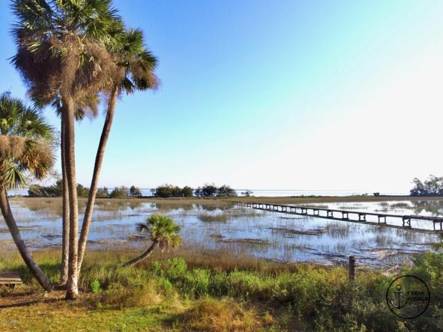 29 Coosaw River Drive, Beaufort, SC 29907 (MLS #161401) :: RE/MAX Island Realty