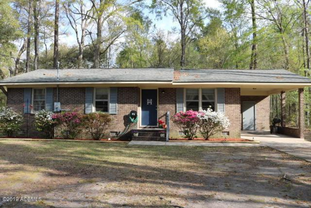202 Oak Circle, Walterboro, SC 29488 (MLS #161427) :: RE/MAX Coastal Realty