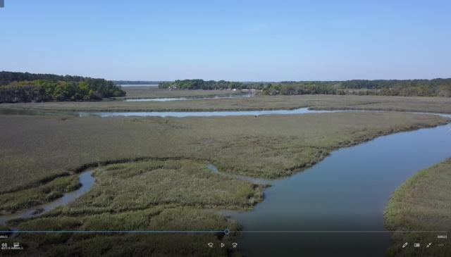 415 Brickyard Point Road S Lot #1, Beaufort, SC 29907 (MLS #161468) :: RE/MAX Coastal Realty