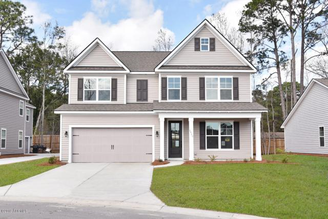 4225 Sage Drive, Beaufort, SC 29907 (MLS #161515) :: RE/MAX Coastal Realty
