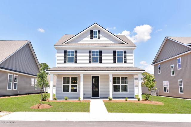4235 Sage Drive, Beaufort, SC 29907 (MLS #161516) :: RE/MAX Coastal Realty
