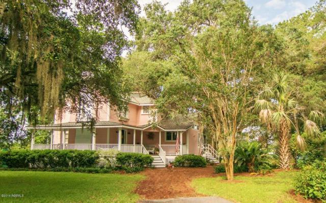 1 Bobwhite Court, Beaufort, SC 29907 (MLS #161542) :: RE/MAX Island Realty