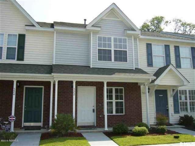 522 Candida Drive, Beaufort, SC 29906 (MLS #161549) :: RE/MAX Island Realty