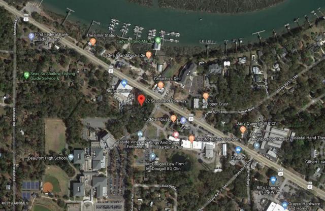82 Sea Island Parkway, Beaufort, SC 29907 (MLS #161550) :: RE/MAX Coastal Realty
