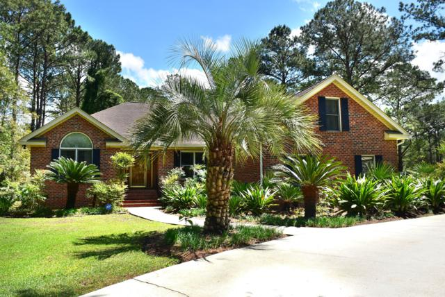 86 Walling Grove Road, Beaufort, SC 29907 (MLS #161586) :: RE/MAX Coastal Realty
