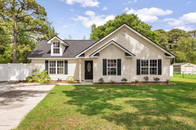 34 Blacksmith Circle, Beaufort, SC 29906 (MLS #161617) :: RE/MAX Coastal Realty