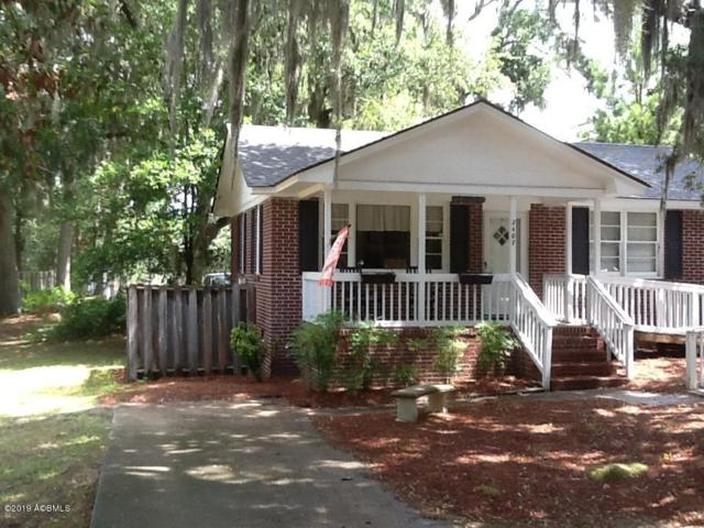 2407 Allison Road, Beaufort, SC 29902 (MLS #161620) :: RE/MAX Coastal Realty