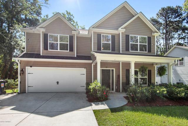 1 St James Circle, Beaufort, SC 29907 (MLS #161659) :: RE/MAX Island Realty