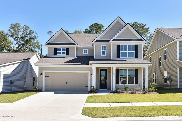 4220 Sage Drive, Beaufort, SC 29907 (MLS #161687) :: RE/MAX Island Realty