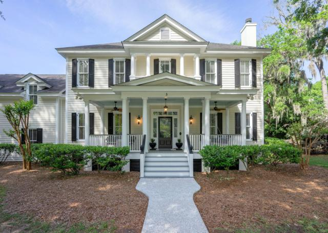 5 Long Pond Drive N, Beaufort, SC 29907 (MLS #161737) :: RE/MAX Island Realty