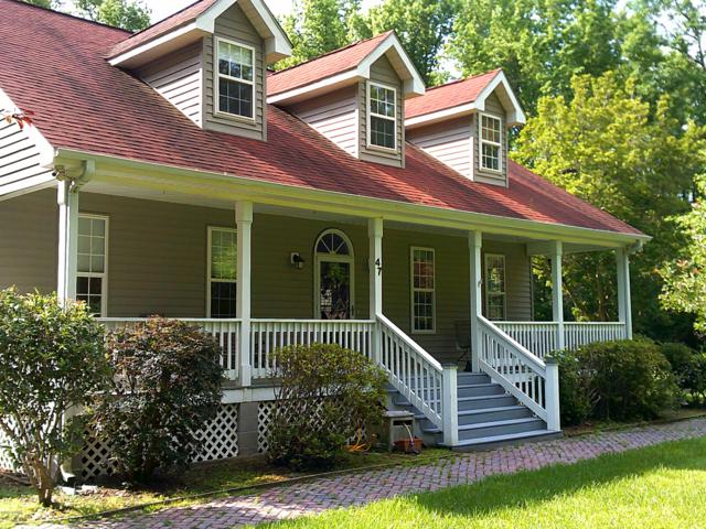 47 Varsity Street, Beaufort, SC 29907 (MLS #161903) :: Shae Chambers Helms | Keller Williams Realty