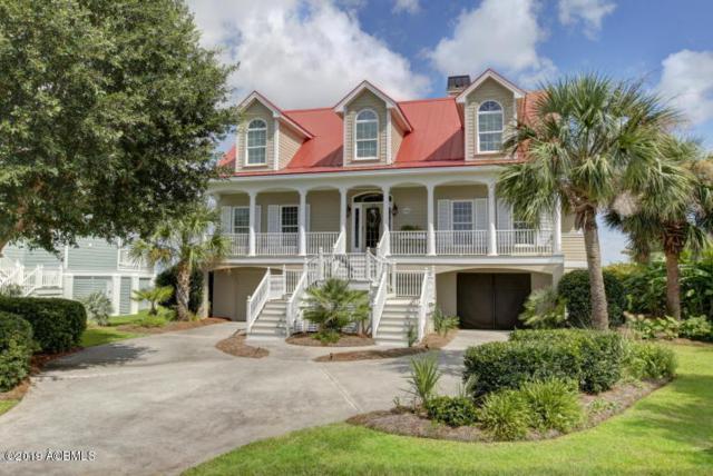 156 N Harbor Drive, Harbor Island, SC 29920 (MLS #161910) :: RE/MAX Coastal Realty