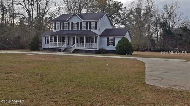 28777 Lowcountry Highway, Smoaks, SC 29481 (MLS #162028) :: RE/MAX Coastal Realty