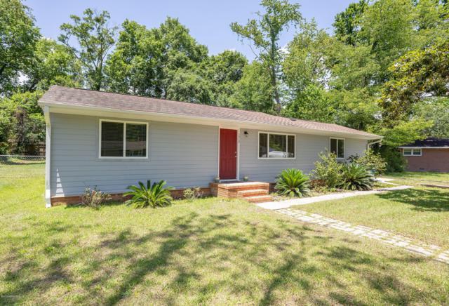 1512 Camellia Road, Beaufort, SC 29902 (MLS #162030) :: RE/MAX Coastal Realty