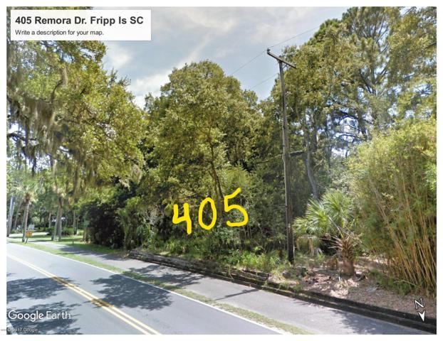 405 Remora Drive, Fripp Island, SC 29920 (MLS #162067) :: RE/MAX Island Realty
