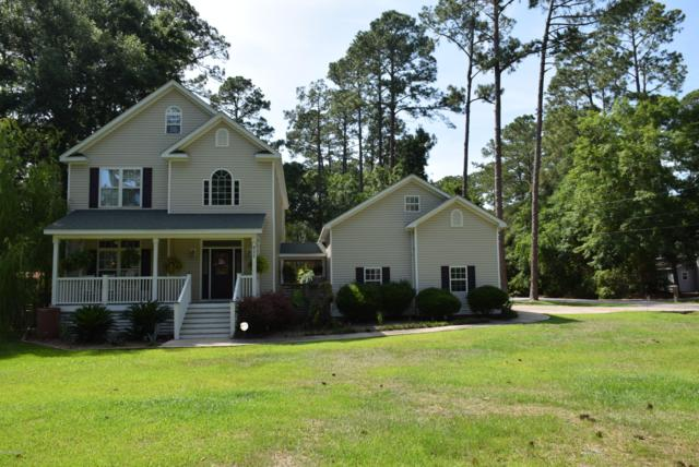 511 Sams Point Road, Beaufort, SC 29907 (MLS #162078) :: RE/MAX Island Realty