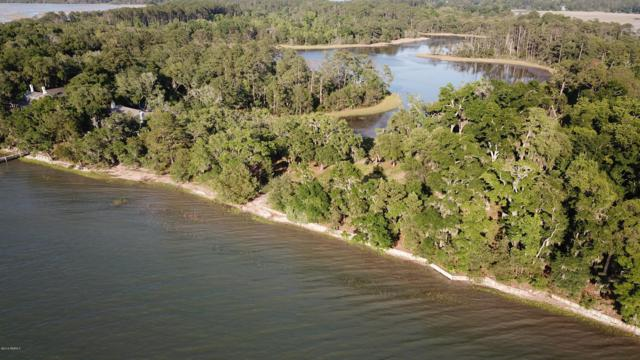 100 Bay Drive, Beaufort, SC 29907 (MLS #162091) :: RE/MAX Island Realty