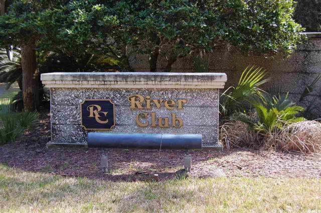 6 River Club Drive, Fripp Island, SC 29920 (MLS #162149) :: RE/MAX Island Realty