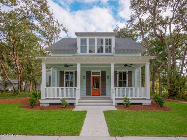 168 Celadon Drive, Beaufort, SC 29907 (MLS #162169) :: RE/MAX Island Realty