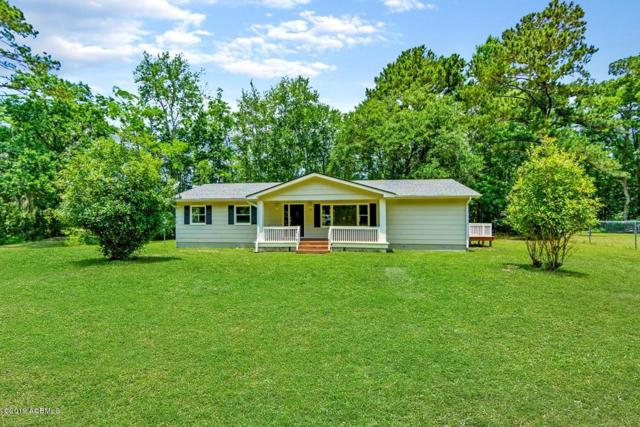 10 Mcknight Sr Drive, Beaufort, SC 29907 (MLS #162170) :: RE/MAX Island Realty