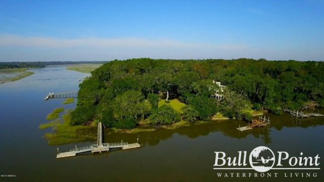 5 Barnaby, Seabrook, SC 29940 (MLS #162209) :: Coastal Realty Group