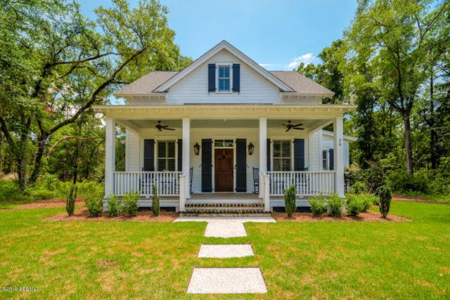 26 Sweet Olive Drive, Beaufort, SC 29907 (MLS #162327) :: RE/MAX Island Realty