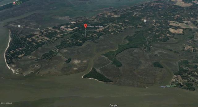127 Fripp Point Road, St. Helena Island, SC 29920 (MLS #162352) :: Shae Chambers Helms | Keller Williams Realty