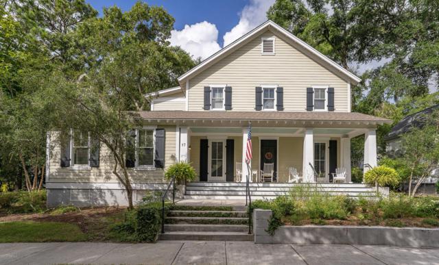 17 Hayek Street, Beaufort, SC 29907 (MLS #162400) :: RE/MAX Island Realty