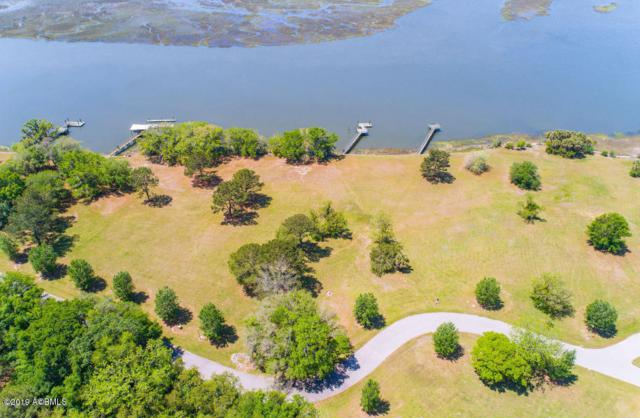 107 Jenkins Bluff Road, St. Helena Island, SC 29920 (MLS #162576) :: RE/MAX Coastal Realty