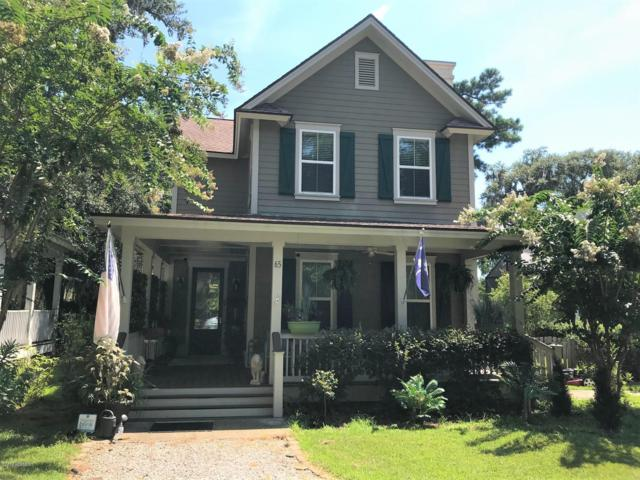 65 Tanglewood Drive, Beaufort, SC 29902 (MLS #162751) :: RE/MAX Island Realty