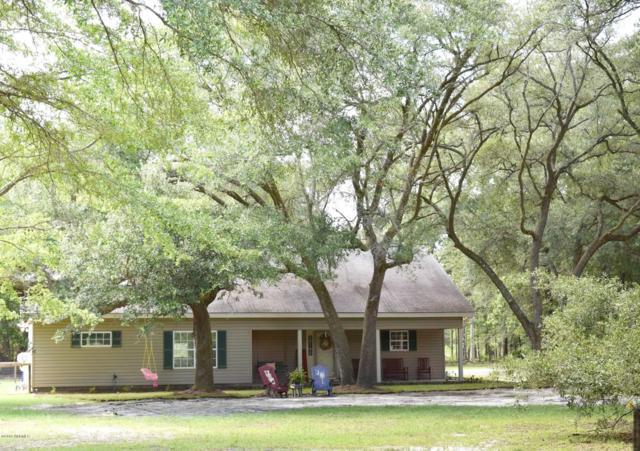 903 Log Hall Road, Ridgeland, SC 29936 (MLS #162756) :: RE/MAX Island Realty