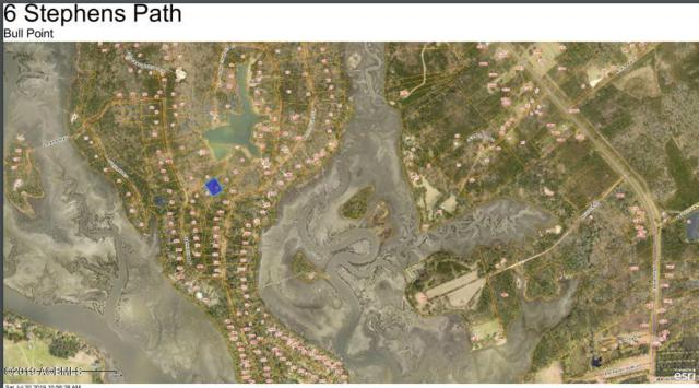 6 Stephens Path, Seabrook, SC 29940 (MLS #162817) :: RE/MAX Island Realty