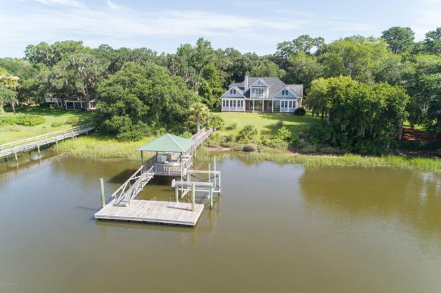 14 Tuxedo Drive, Beaufort, SC 29907 (MLS #162821) :: Coastal Realty Group