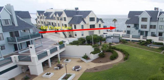 604 New Haven Court, Fripp Island, SC 29920 (MLS #162827) :: RE/MAX Coastal Realty