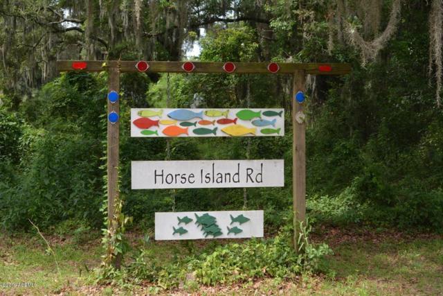 128 Horse Island Road, St. Helena Island, SC 29920 (MLS #162845) :: Coastal Realty Group