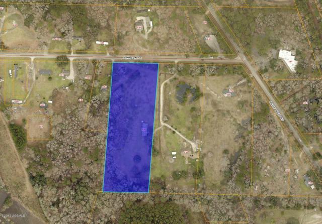 250 Johnson Road, Seabrook, SC 29940 (MLS #162898) :: RE/MAX Island Realty