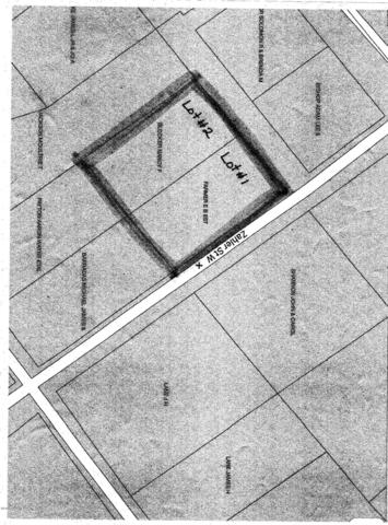 00 Zahler Street, Yemassee, SC 29945 (MLS #162926) :: RE/MAX Coastal Realty