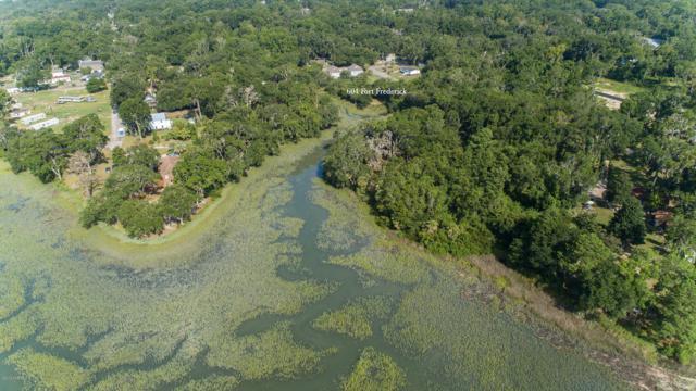 604 Fort Frederick Circle, Port Royal, SC 29935 (MLS #162928) :: RE/MAX Coastal Realty