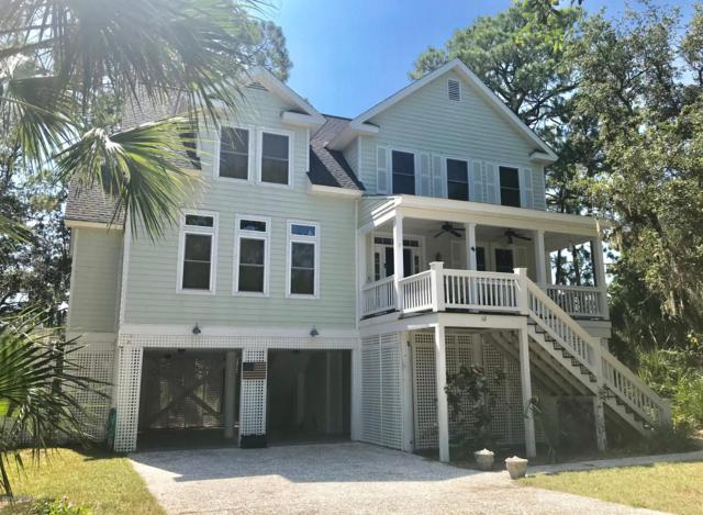 12 Lakeview Lane, Harbor Island, SC 29920 (MLS #162986) :: RE/MAX Island Realty