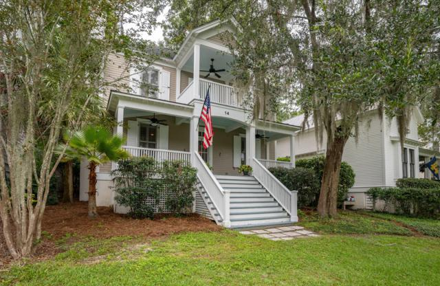 14 Oak Pond Passage, Beaufort, SC 29906 (MLS #162993) :: MAS Real Estate Advisors