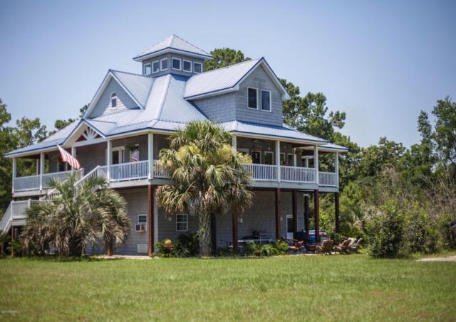 182 Retreat Lane, Green Pond, SC 29446 (MLS #163002) :: RE/MAX Island Realty