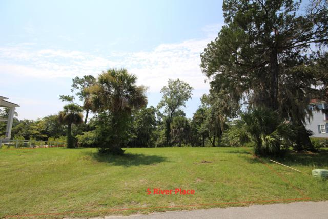 5 River Place, Beaufort, SC 29906 (MLS #163071) :: MAS Real Estate Advisors