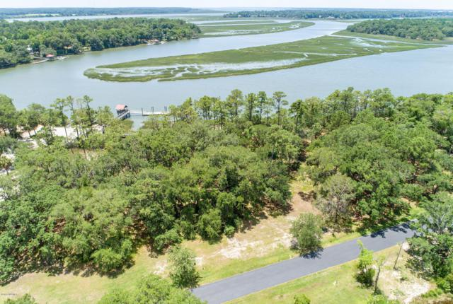 2 Connies Point Drive, Beaufort, SC 29907 (MLS #163101) :: RE/MAX Island Realty
